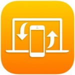 iOS 8 and iPhone 6 Continuity Icon