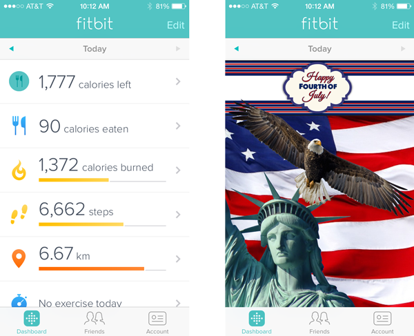 Fitness App Mobile A/B Test