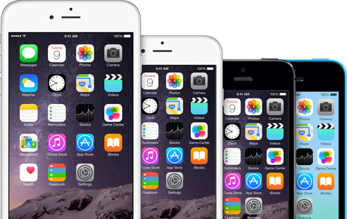 The Complete iPhone Lineup