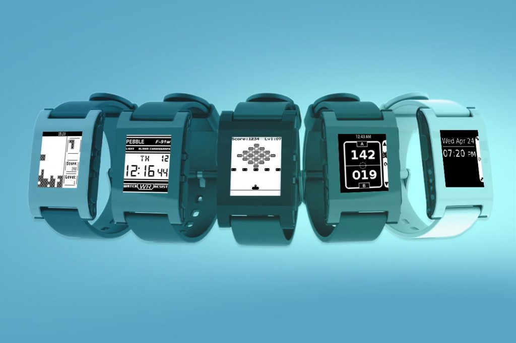 Pebble Smartwatch Apps