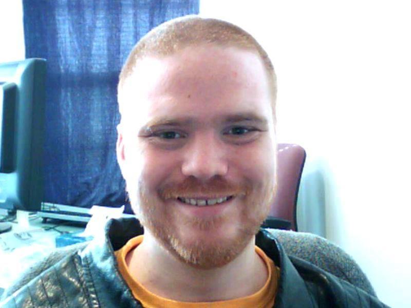 Travis Harris : Interim Youth Leader