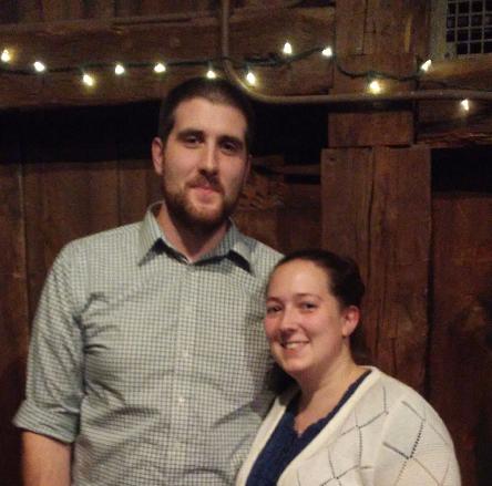 Kyle & Ashley Elmer : Children's pastor