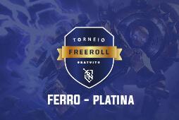 #4 Ferro ao Platina - Torneio Gratuito - Dezembro