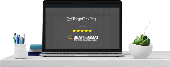 Top rated GMAT prep platform in beat the GMAT