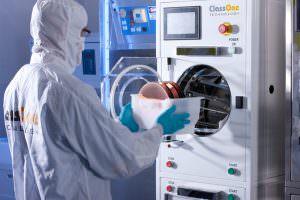 Trident Spin Rinse Dryer