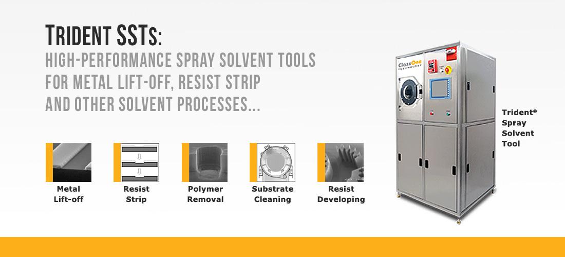 Trident SSTs - Spray Solvent Tools