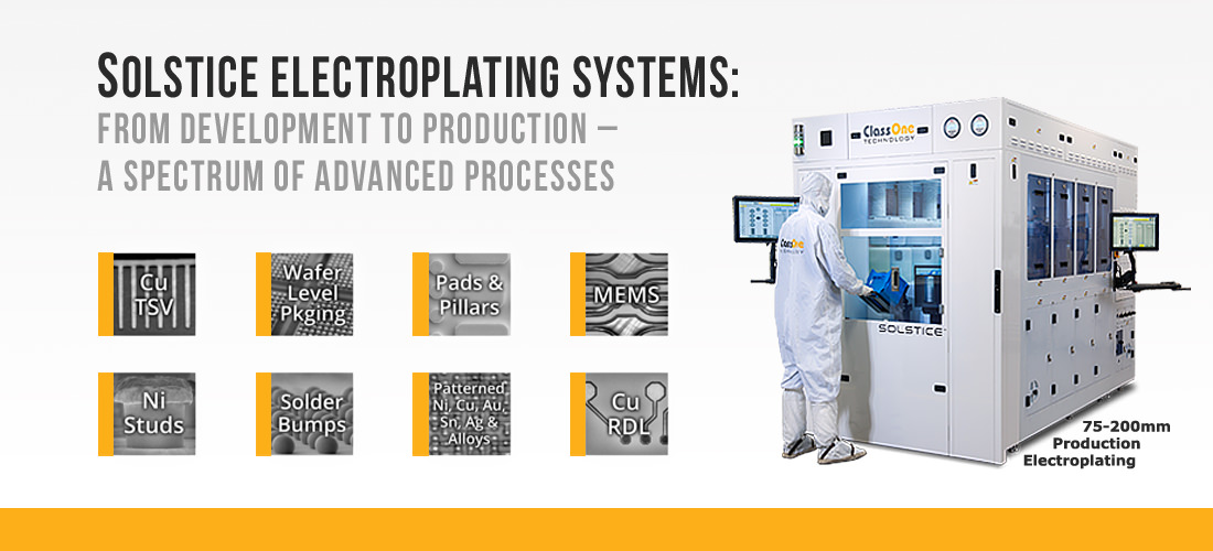 Solstice Electroplating Systems