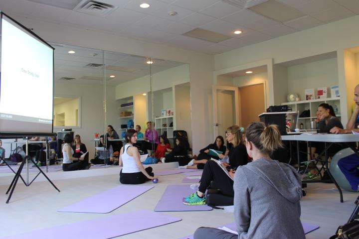 Instructor Training Stott Pilates