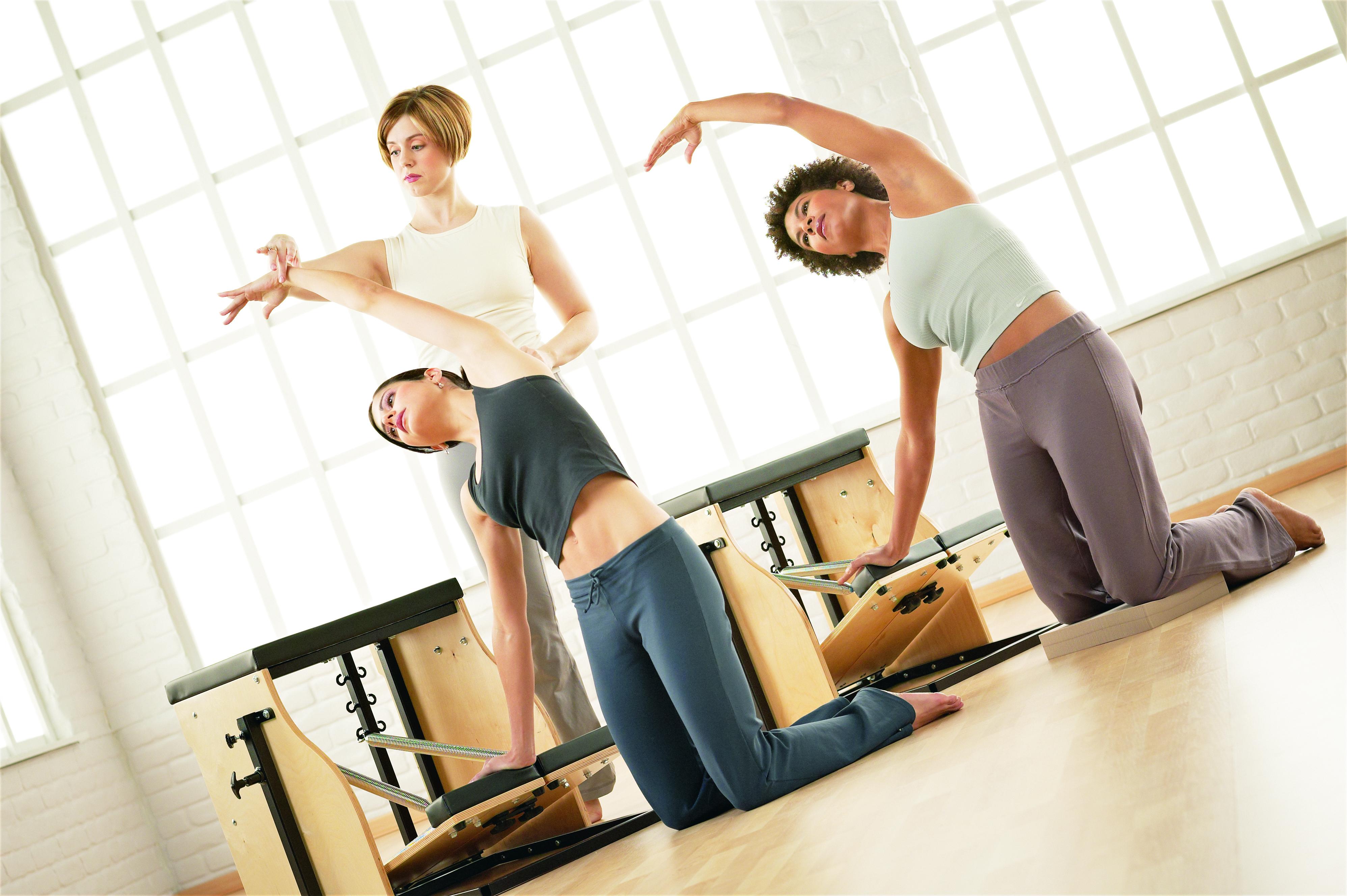 STOTT Pilates®
