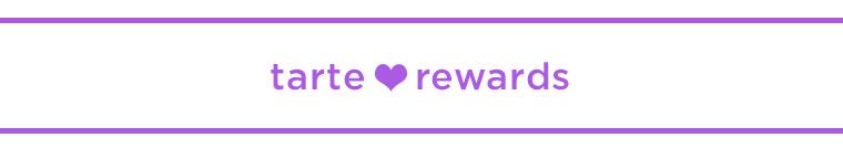 TARTE REWARDS