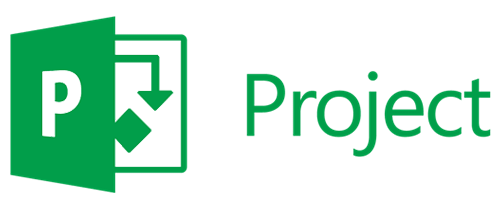 MSProject Project Completion Status logo
