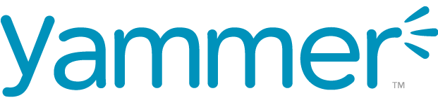 Yammer Message Post logo