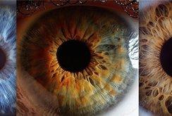 صور مقربة من العين