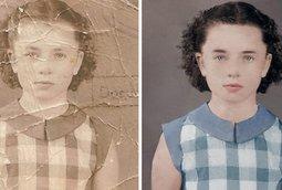 بالفيديو: طريقة ترميم الصور القديمة باستخدام الفوتوشوب