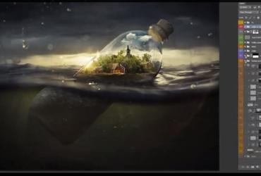 بالفيديو: خبير فوتوشوب يكشف عن خبايا أعماله الفنية