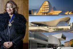 زها حديد | المهندسة المعمارية التي ألهمت أجيال التصميم