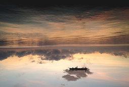 صور سريالية لمناظر طبيعية تبدو وكأنها صاعدة إلى السماء