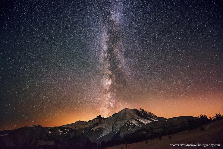 تعلم كيفية تصوير مجرة درب التبانة milky way