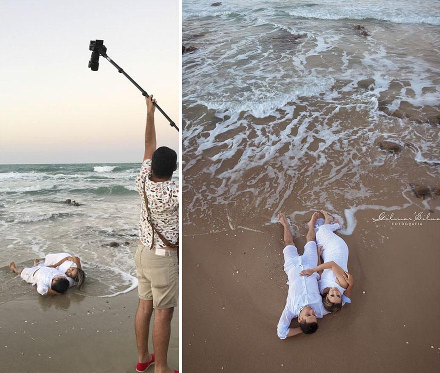 الحقيقة وراء بعض الصور المشهورة في عالم التصوير وكيف تم التقاطها