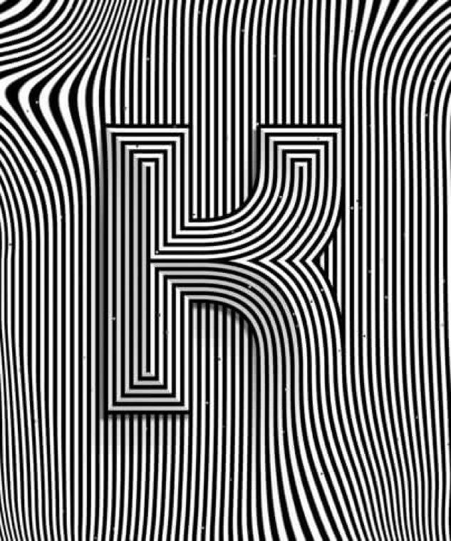 عشر اتجاهات للتصميمات الجرافيك في عام 2021
