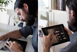 هذا الرجل يأخذ الرسم على iPad إلى مستويات قياسية جديدة