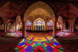 روعة الفن المعماري الإسلامي