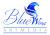 Blue Wing art media