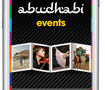Abu Dhabi Events Application