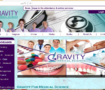 موقع لشركة جرافتى للعلوم الطبية