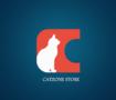 شعار Catzone Store Logo