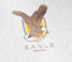 EAGLE SHILD Logo Design