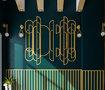 تصميم مدخل لمطعم