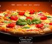 WEBSITE FOR PIZZA RESTAURANT