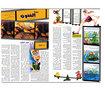 تصميم مجلة الفنون _ Magazine design