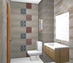 3D Ceramic Interior Design -Bathroom And Kitchen -- Mahgoub Co