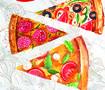غلاف منيو مطعم بيتزا