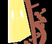 شعار منتجع تراثية