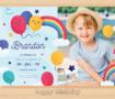 Invitation Design (BIRTHDAY) .Models to choos