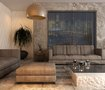 3D Rendering - Living room -