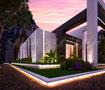 deconstructivism exterior villa