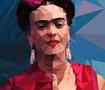 fareeda kahlo portrait
