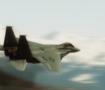 طائرة حربية محاكاة للواقع
