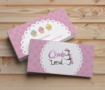 Logo & Business-Card Candy Land