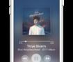 تصميم تطبيق موسيقي للايفون