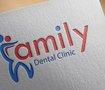 شعار عيادة أسنان