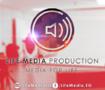 """اللوجو والكوفر الرسمي لشركة """" Life Media Production """""""