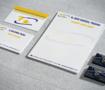 الورق المكتبي لشركة العقيق التجارية