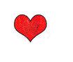 حرف في قلب