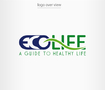 ecolife's corporate identity