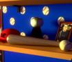 ركن البيسبول 3D